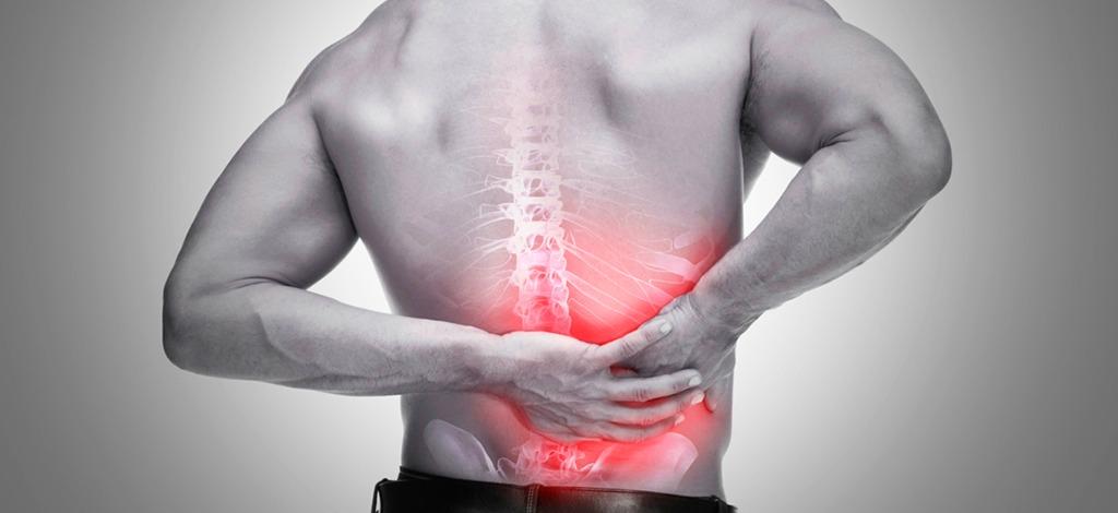 Caso clínico de un paciente con dolor lumbar tras haber sufrido un accidente de tráfico